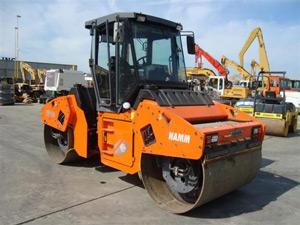 Каток Hamm HD 130 - 14 тонн