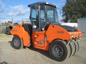 Каток Hamm HD 150 - 14,5 тонн