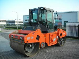 Каток Hamm HD 90 - 9,5 тонн