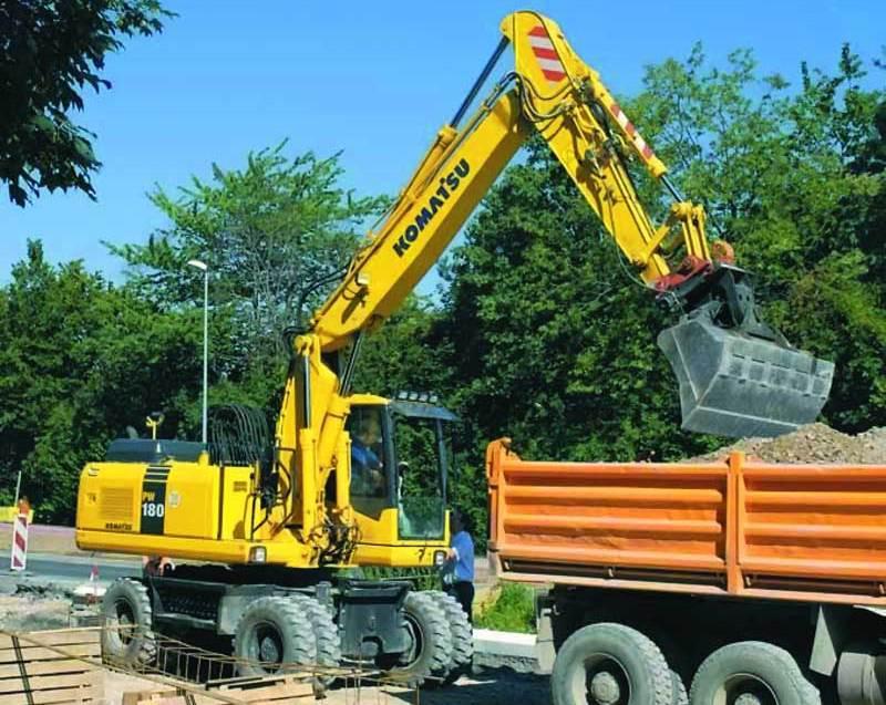 Аренда строительной спецтехники в Зеленограде