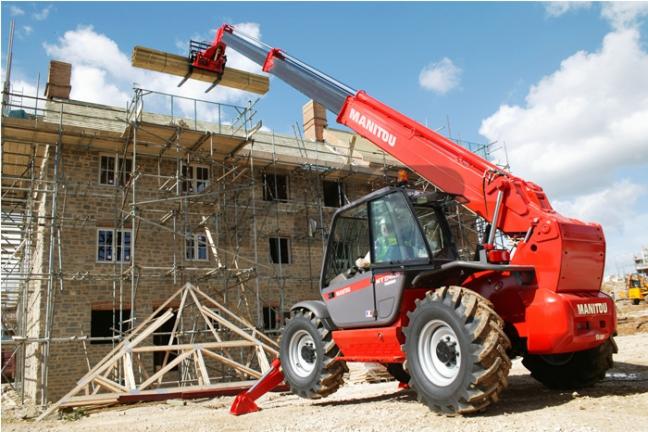 Преимущества аренды строительной спецтехники
