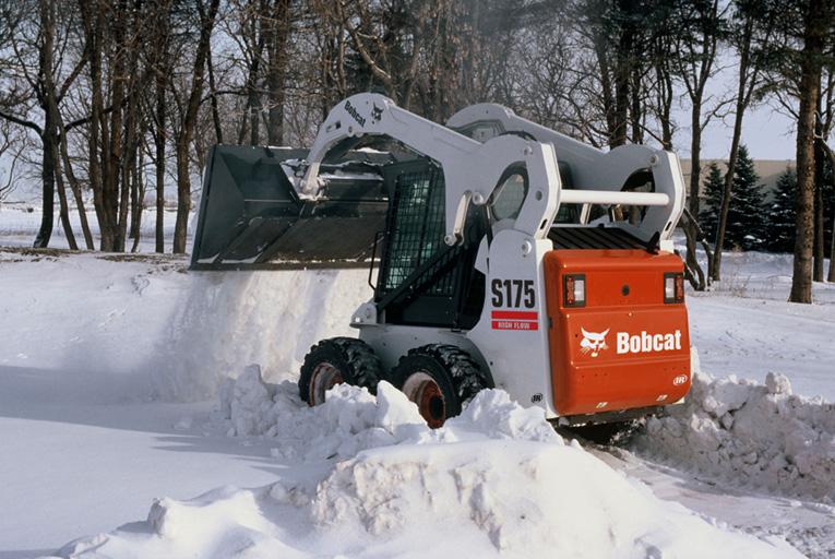 Преимущества услуги уборки снега