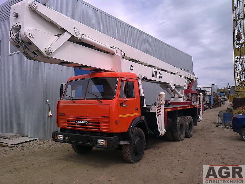 Автовышка АГП-28 28 метров