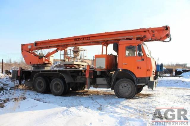 Автовышка АПТ-32 32 метра