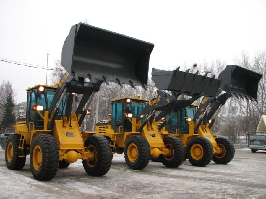 Аренда строительной спецтехники в Щелково