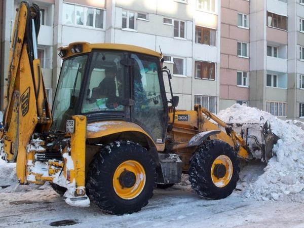 Особенности уборки и вывоза снега